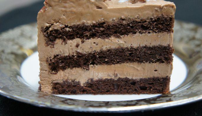 バースデーケーキ ガトーショコラ